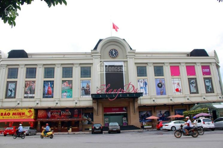 Cho thuê sàn thương mại tầng 2 tại chợ Hàng Da - Hoàn Kiếm ảnh 0