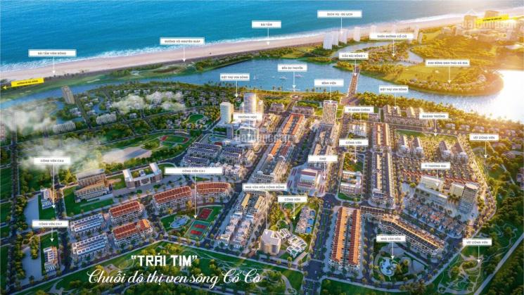 Bán đất nền ven biển Hội An - cạnh sông Cổ Cò - sổ lâu dài, chỉ 17tr/m2. LH 0868450726 ảnh 0