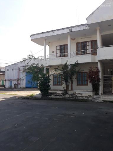 Cho thuê nhà kho xưởng Lê Văn Khương, Phường Hiệp Thành, Quận 12. DT 4500m2, giá 186tr/tháng ảnh 0