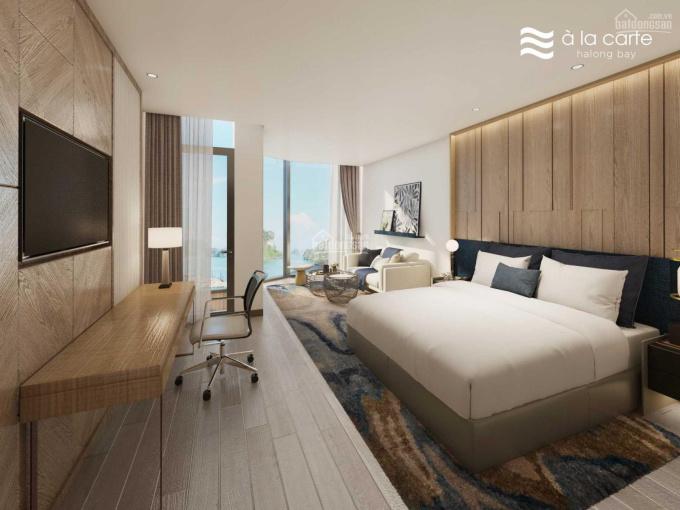 Đầu tư & nghỉ dưỡng với giá 2.5 tỷ sở hữu vĩnh viễn tại căn hộ dịch vụ 5* mặt tiền vịnh cao nhất HL ảnh 0