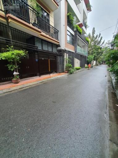 Bán biệt thự mini mặt phố Nguyễn Chính P. Tân Mai Q. Hoàng Mai. DT: 70m2x4T MT 4,5m, giá bán 7.7 tỷ ảnh 0