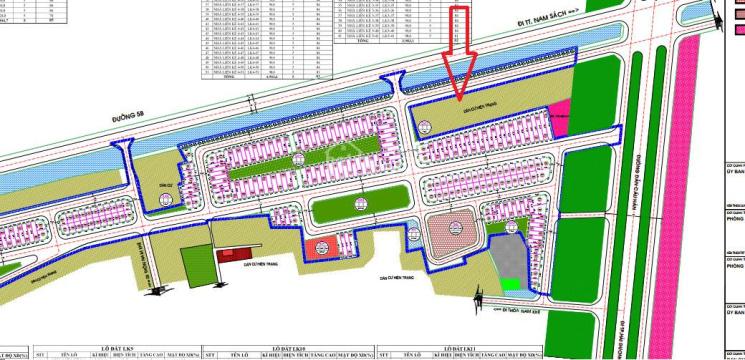 Đất sổ đỏ cạnh dự án Đồng Khê, Nam Sách, 125m2 ảnh 0