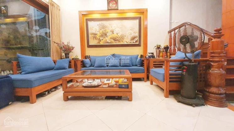 Bán nhà Trần Khát Chân, Hai Bà Trưng, ô tô 5m, 51m2, 5 tầng, giá 5.2 tỷ ảnh 0