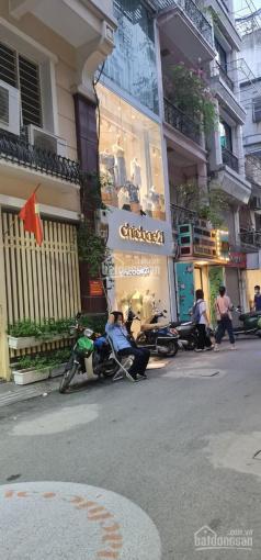 Bán nhà mặt phố Đặng Văn Ngữ - Hồ Đắc Di 3 tầng 161m2 2 mặt thoáng, ô tô tránh, KD, cho thuê tốt ảnh 0