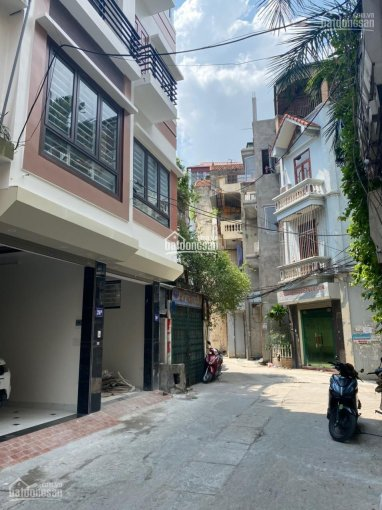 Bán nhà kinh doanh tốt 5 tầng 53.4m2 mặt ngõ 2 ô tô tránh tại Trần Phú - Hà Đông gần Hồ Gươm Plaza ảnh 0