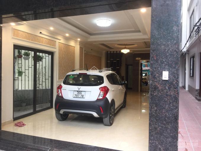 Bán nhà đẹp lô góc phố Hồ Tùng Mậu 65m2, 7 tầng thang máy, ô tô, ở ngay 8.3 tỷ, 0962039998 ảnh 0