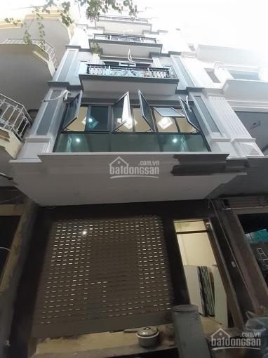 Bán nhà Quận Ba Đình, ngõ phố đường Bưởi, 58m2 x 7 tầng, mặt tiền 5.2m, ngõ rộng 2 ô tránh nhau ảnh 0