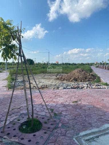 Bán lô góc mặt đường KDC Cậy - Long Xuyên, 3 mặt tiền - 133m2 - chính chủ - 0944904213 ảnh 0