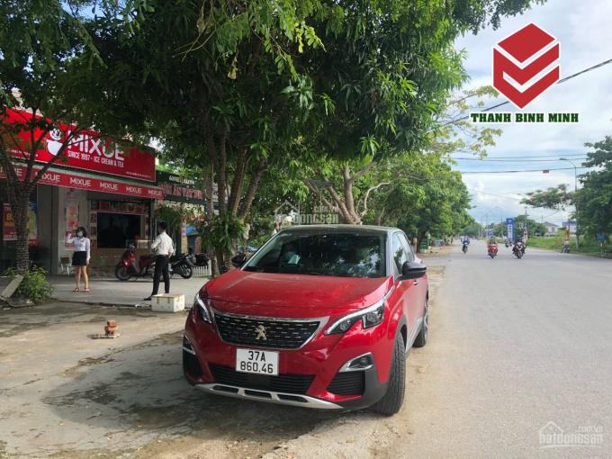 Chính chủ bán gấp đất đường Lê Viết Thuật đối diện CĐSP Nghệ An kinh doanh cực tốt 09.8995.5657 ảnh 0