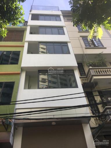 Cho thuê nhà phố Duy Tân, Cầu Giấy. DT 50m2 5 tầng MT 5m, giá 20tr/th, LH 0961258683 ảnh 0