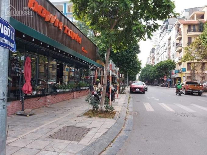Bán nhà phân lô phố Nguyễn Văn Huyên - Diện tích: 48.5m2 - Mặt tiền: 4m - Ô tô tránh - Giá: 8,6 Tỷ ảnh 0