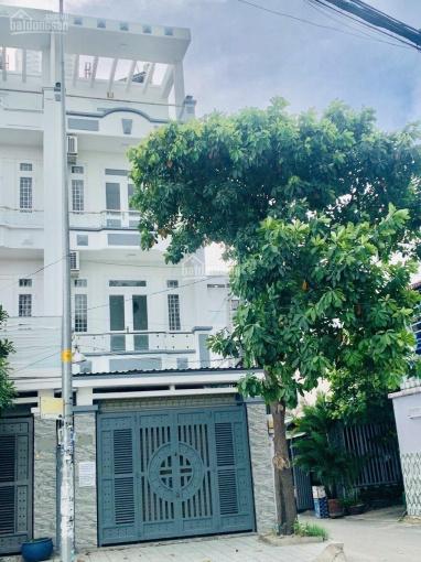 Bán nhà quận 12 mặt tiền An Phú Đông, 3 lầu, giá chỉ 8,2 tỷ ảnh 0