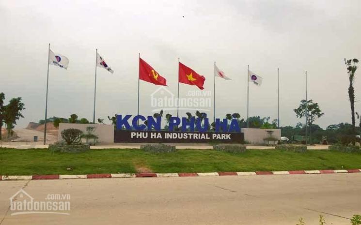 Chính chủ cần bán đất mặt đường 35 khu công nghiệp Phú Hà - TX Phú Thọ 120m2. Giá bán nhỉnh 3 tỷ ảnh 0