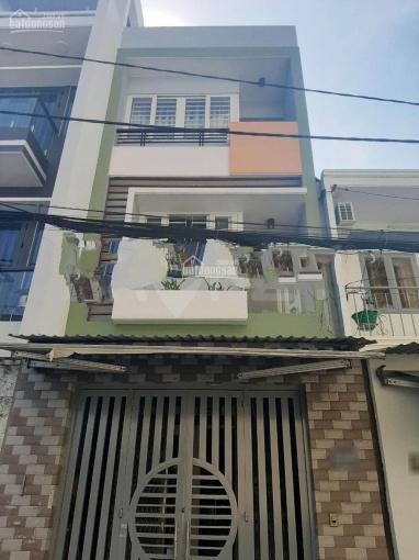Bán nhà gíap Quận 11. Hẻm xe hơi (4 x 16.5m) Huỳnh Thiện Lộc, P. Hòa Thạnh, Tân Phú ảnh 0