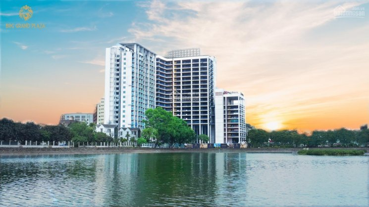 Bán căn hộ BRG Grand Plaza 16 Láng Hạ