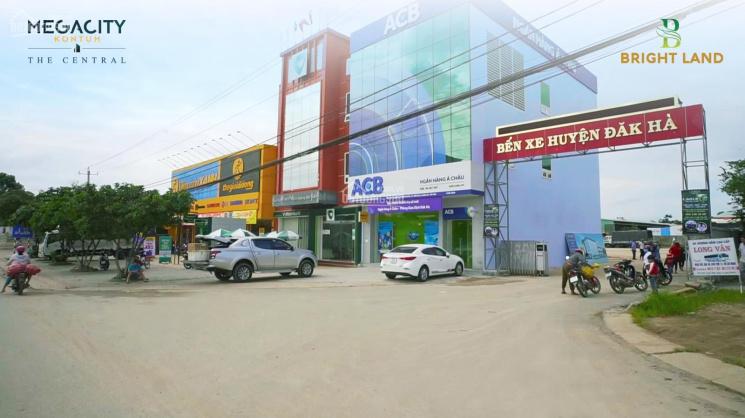 Mega City Kon tum lô duy nhất ngay cổng khu DL, giá tốt nhất thị trường chỉ 409 tr. LH 0979462568 ảnh 0
