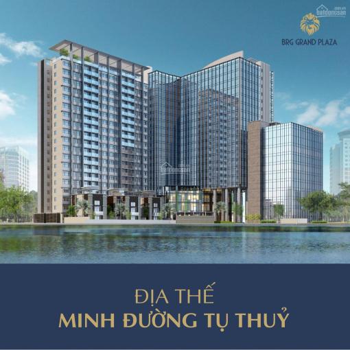 BRG Grand Plaza, địa điểm vàng với chỉ hơn 100 căn hộ. Đẳng cấp thượng lưu giữa lòng Hà Nội