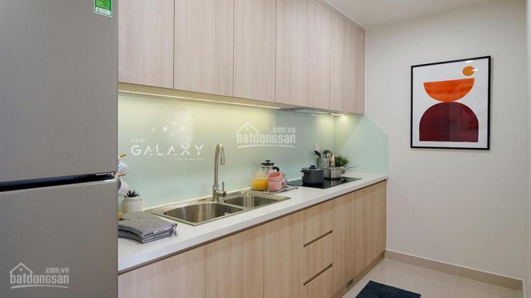 Chính chủ bán lỗ 50tr căn New Galaxy 2PN 62,3m2 view đường Thống Nhất tầng 16, GHĐ: 2tỷ320 bao phí