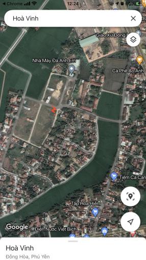Bán lô góc đẹp nhất khu Vườn Mít - Hoà Vinh - Đông Hoà - Phú Yên ảnh 0