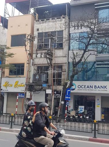 Bán nhà mặt phố Tây Sơn - Mặt tiền gần 6m - Kinh doanh đỉnh - Chỉ 260tr/m2 ảnh 0