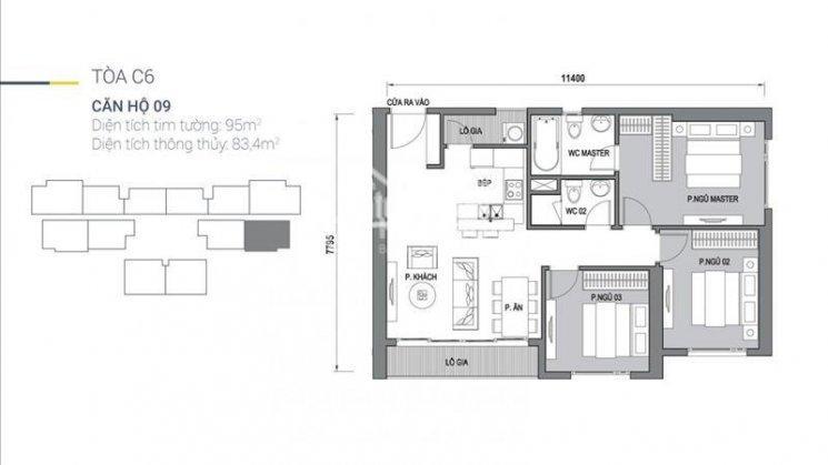 Tổng hợp các căn cắt lỗ sâu giá từ 36 tr/m2, cơ hội cho nhà đầu tư, D'capitale Trần Duy Hưng ảnh 0