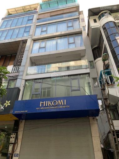Cho thuê toà nhà MP Xã Đàn vị trí đẹp nhất, 80m2 x 7T, MT 4,5m, có hầm, thang máy, riêng biệt ảnh 0