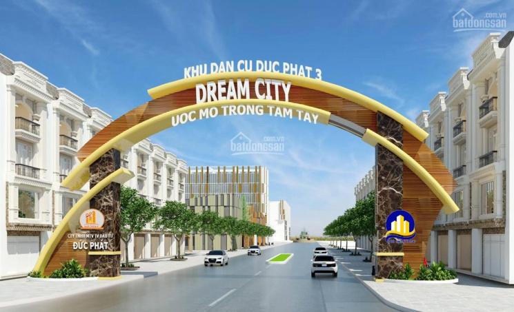 Bán đất nền thị trấn Bàu Bàng The Sun Bàu Bàng, DT 80m2. Giá 880 triệu ảnh 0