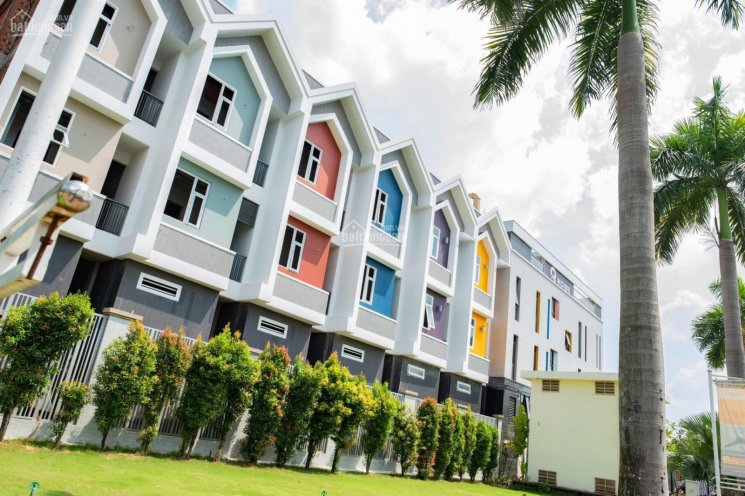 Nhà riêng chiết khấu cao mùa dịch giá 5,5 tỷ cho nhà 1 trệt 1 lửng 2 lầu, chiết khấu 3% ảnh 0
