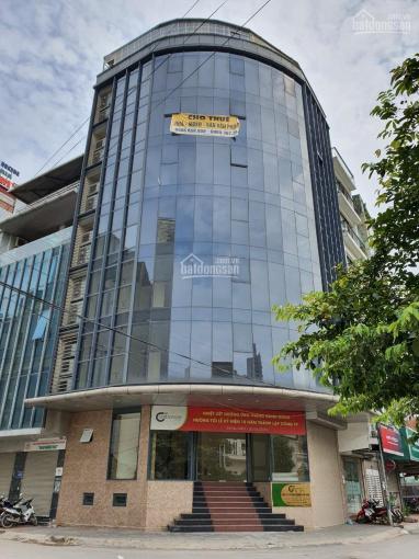 Cho thuê nhà phố Nguyễn Hoàng Mỹ Đình 120m2, 9T, 1H, MT 26m, căn góc thông sàn spa ảnh viện 90tr/t ảnh 0