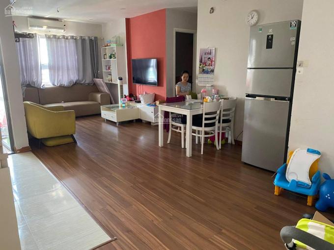 Nhà đẹp, giá tốt, bán căn hộ tòa trung Rice City 67,9m2, 2PN, 2WC, Đã có sổ hồng, full nội thất ảnh 0