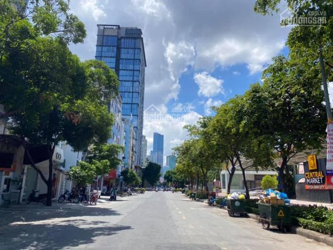 Bán nhà Quận 1 mặt tiền đường Lê Lai (Ngay New World) LH: 0911383889 ảnh 0
