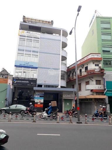 Nhà bán đường Điện Biên Phủ 23x35m 800m2 5 tầng. Hợp đồng thuê: 400tr 600 tỷ. 0909627329 ảnh 0
