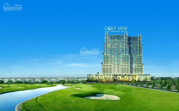 Đầu tư ngay căn hộ view sân golf view biển, vị trí đắc địa trong đại đô thị đầy đủ tiện ích ảnh 0