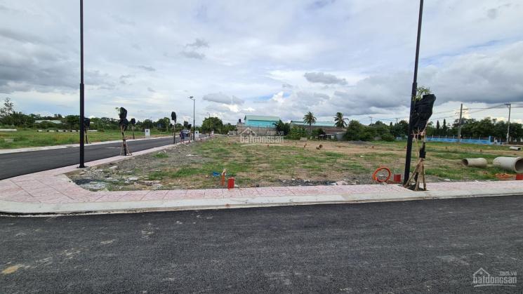 Cần bán đất chính chủ mặt tiền đường Hoàng Phan Thái - gần chợ Bình Chánh, DT 85m2 ảnh 0