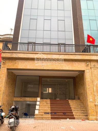 Tòa nhà VP - lô góc mặt phố Nguyễn Xiển - Thanh Xuân 95/120m2, 9 tầng, MT 8m, giá 47,5 tỷ ảnh 0