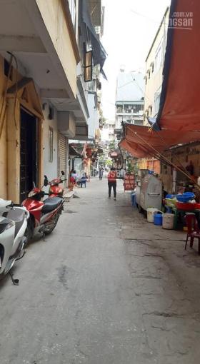 Bán đất Đại Áng, Thanh Trì, 60m2 MT 4.5m giá 1.5 tỷ ảnh 0