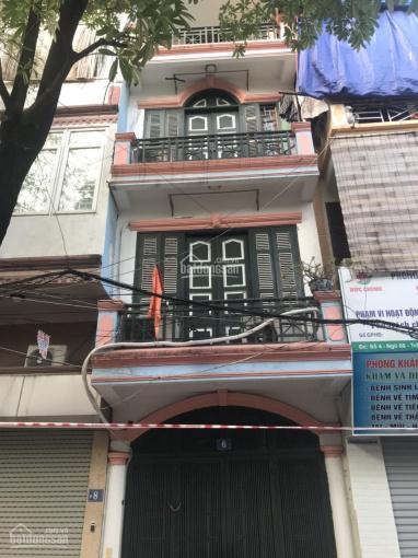 Cho thuê gấp nhà nguyên căn tại phố Chùa Láng DT 50m2x4T, mặt tiền 4m, giá 16tr/th ảnh 0