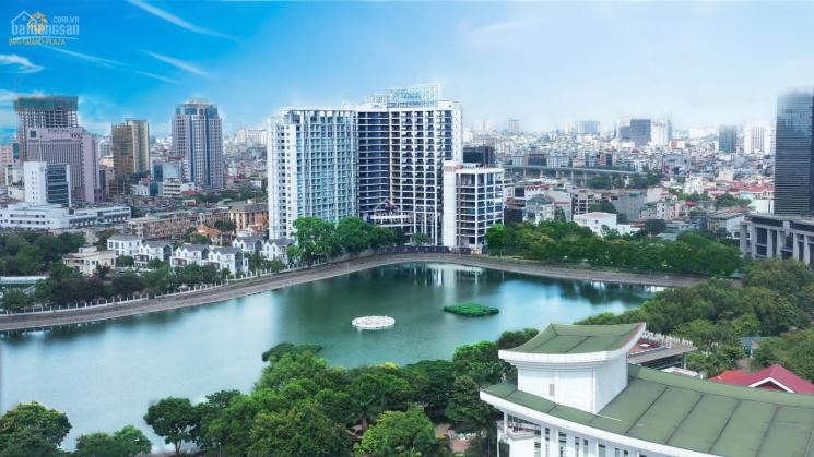 Chung cư BRG Grand Plaza 16 Láng Hạ bàn giao quý IV/2021.View trọn Hồ Thành Công. 0977980055