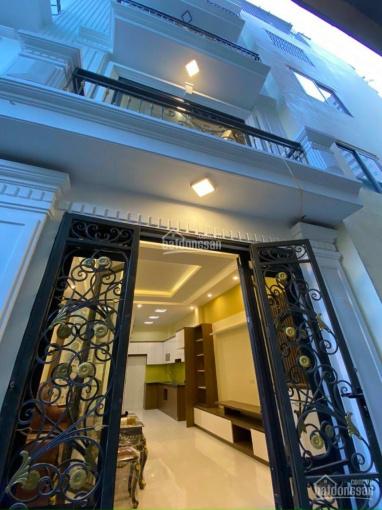 Tôi chủ đầu tư - bán nhà xây mới 5 tầng tại Cổ Linh, Thạch Bàn - 35m2 - giá 2.2 tỷ ảnh 0