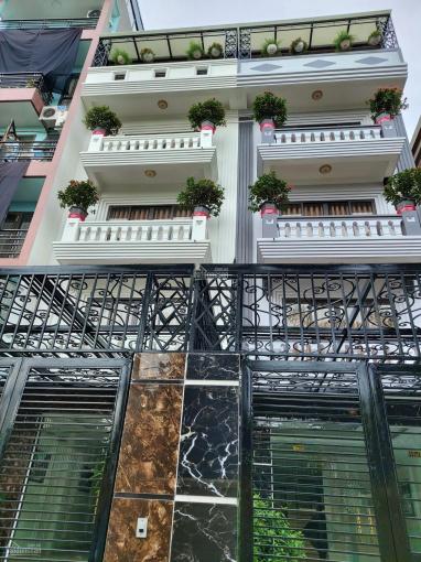 Bán nhà Vũ Xuân Thiều, Thạch Bàn, Long Biên, mới tinh 115m2*5T thang máy sân vườn giá 10,5 tỷ ảnh 0