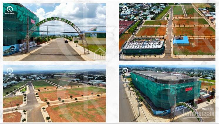 Đầu tư dự án đất nền khu vực trung tâm PleiKu ảnh 0