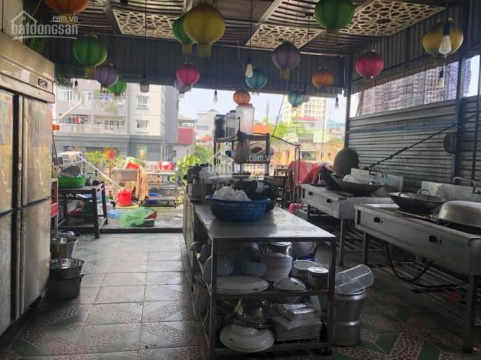 Bán đất tặng nhà cũ tiện setup các tiện ích hiện đại tại MP Nguyễn Chính, Hoàng Mai 176m2 MT 6.5m ảnh 0