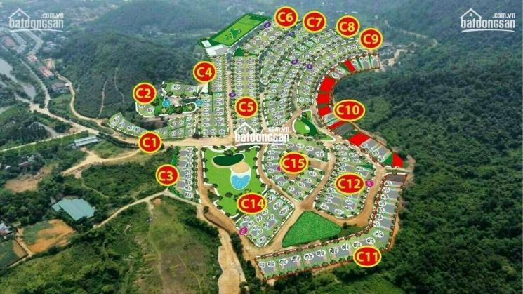 THM Land độc quyền quỹ căn đặc biệt dãy C3, C4, C5, C6, C14, C15 khu C CK 11%, LS 0% 24T sổ đỏ ảnh 0