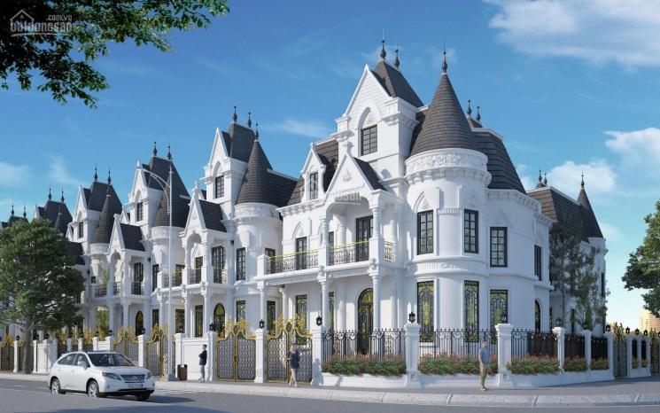 Ra mắt tổ hợp KĐT Vimefulland Phạm Văn Đồng với Biệt thự lâu đài, tòa nhà chung cư cao tầng ảnh 0