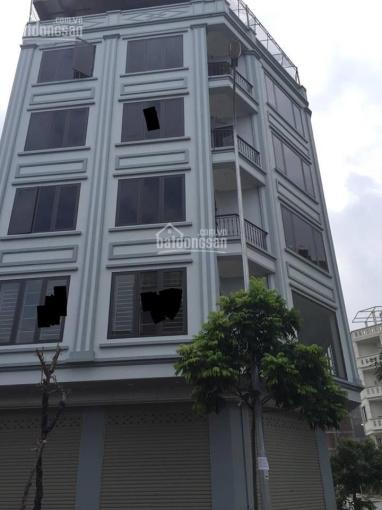 Cho thuê nhà mặt đường đôi khu đô thị Xa La - Hà Đông, DT 100m2 x 5 tầng, nhà 2 mặt tiền 5m và 20m ảnh 0