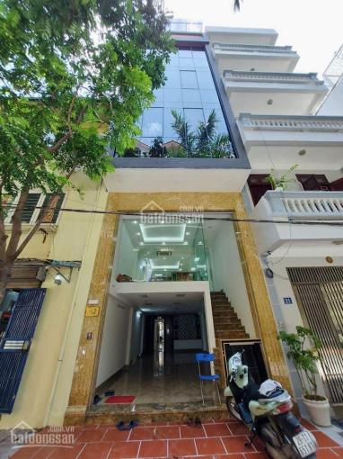 Chỉ duy nhất 1 căn - quá hiếm phố Nguyễn Thị Định 65m2 x 7T, thang máy, MT 4.3m, 21 tỷ ảnh 0