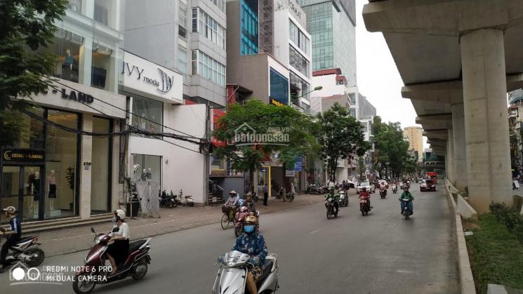 Bán nhà mặt phố Xuân Thủy, Cầu Giấy, 40m2, 2 tầng, vỉa hè, kinh doanh, đoạn đẹp nhất, giá 12.8 tỷ ảnh 0