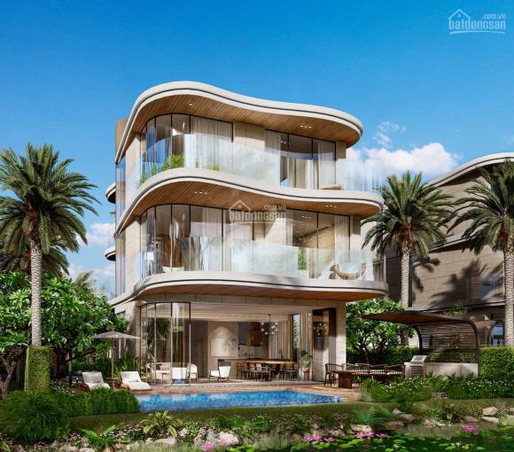 Bán Villa dự án Venezia Beach Hồ Tràm Bình Châu ảnh 0