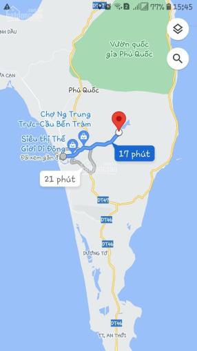 Khu dân cư Bến Tràm - Phú Quốc Đảo ngọc ảnh 0