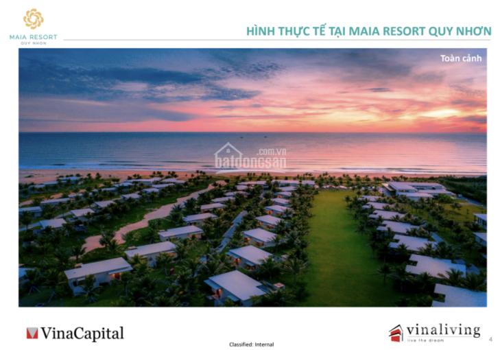 Nhận đặt chỗ dự án Maia Fusion Resort Quy Nhơn 3PN hướng biển giá chỉ từ 8,3 tỷ đã bao gồm VAT ảnh 0